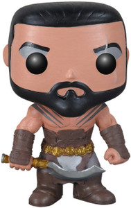 Khal Drogo: Funko POP! x Game of Thrones Vinyl Figure