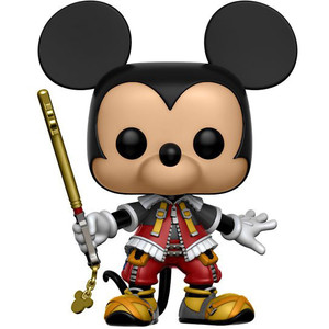 Mickey Mouse: Funko POP! Disney x Kingdom Hearts Vinyl Figure