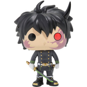 Yuichiro [Demon] (Hot Topic Exclusive): Funko POP! Animation x Seraph of the End Vinyl Figure