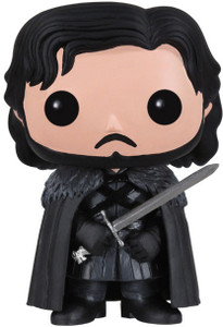 Jon Snow: Funko POP! x Game of Thrones Vinyl Figure