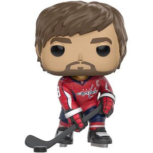 Alex Ovechkin [Washington Capitals]: Funko POP! Hockey x NHL Vinyl Figure