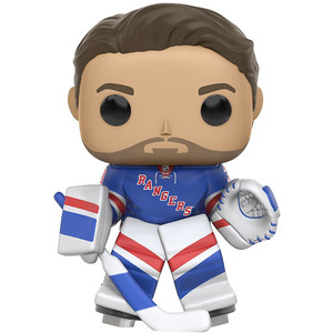 Henry Lundqvist [New York Rangers]: Funko POP! Hockey x NHL Vinyl Figure