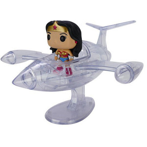 Wonder Woman & The Invisible Jet: POP! Rides x Wonder Woman Vinyl Figure