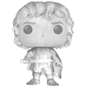 Frodo Baggins [Invisible] (B&N Exclusive): Funko POP! Movies x Lord of the Rings Vinyl Figure