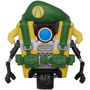 Commando Claptrap (GameStop Exclusive): Funko POP! Games x Borderlands Vinyl Figure