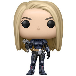Laureline: Funko POP! Movies x Valerian and the City of a Thousand Planets Vinyl Figure [#438 / 14335]