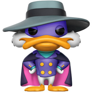 Darkwing Duck: Funko POP! Disney x Darkwing Duck Vinyl Figure