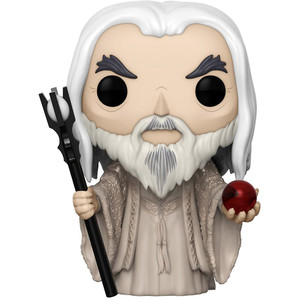 Saruman: Funko POP! Movies x Lord of the Rings Vinyl Figure