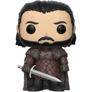 Jon Snow: Funko POP! x Game of Thrones Vinyl Figure [#049]