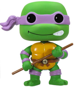 Donatello: Funko POP! x TMNT Vinyl Figure