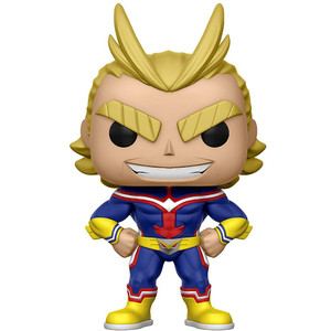 "All Might: ~6"" Funko Deluxe POP! Animation x My Hero Academia Vinyl Figure [#248]"