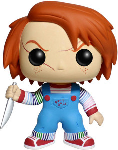 Chucky: Funko POP! Horror Movies x Child's Play 2 Vinyl Figure