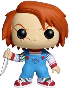 Chucky: Funko POP! Horror Movies x Child's Play 2 Vinyl Figure