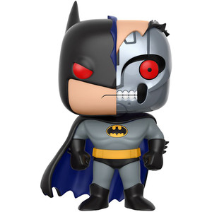 Batman [Robot]: Funko POP! Heroes x Batman The Animated Series Vinyl Figure [#193]
