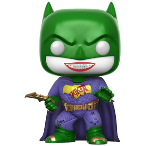Joker Batman (2017 Summer Con Exclusive): Funko POP! Heroes x Suicide Squad Vinyl Figure [#188]