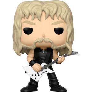James Hetfield: Funko POP! Rocks x Metallica Vinyl Figure [#057 / 13806]