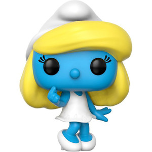 Smurfette: Funko POP! Animation x The Smurfs Vinyl Figure [#270]