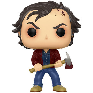 Jack Torrance: Funko POP! Movies x The Shining Vinyl Figure [#456 / 15021]