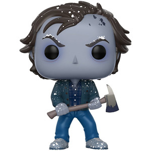 Jack Torrance [Frozen] (Chase Edition): Funko POP! Movies x The Shining Vinyl Figure [#456 / 15021]