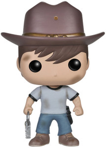 Carl: Funko POP! x The Walking Dead Vinyl Figure