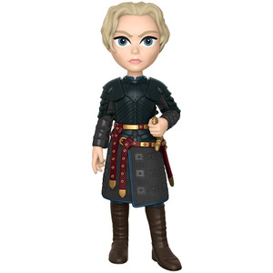 Brienne of Tarth: Funko Rock Candy x Game of Thrones Vinyl Figure