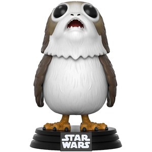 Porg (Chase Edition): Funko POP! x Star Wars - The Last Jedi Vinyl Figure [#198]