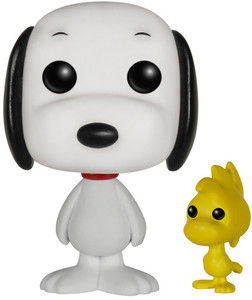 Snoopy & Woodstock: Funko POP! x Peanuts Vinyl Figure