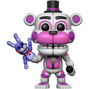 Funtime Freddy: Funko POP! Games x Five Nights at Freddy's - Sister Location Vinyl Figure [#225]