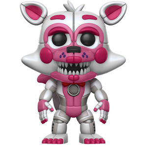 Funtime Foxy: Funko POP! Games x Five Nights at Freddy's - Sister Location Vinyl Figure [#228]