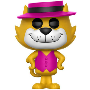 Top Cat (Chase Edition): Funko POP! Animation x Hanna-Barbera Top Cat Vinyl Figure [#279]
