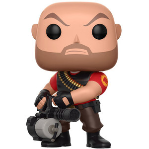 Heavy: Funko POP! Games x Team Fortress 2 Vinyl Figure [#248]
