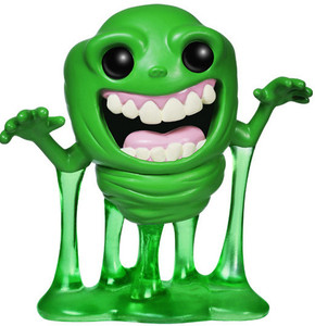 Slimer: Funko POP! Movies x Ghostbusters Vinyl Figure