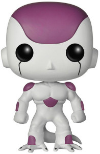 Frieza Final Form: Funko POP! x Dragonball Z Vinyl Figure