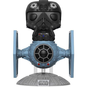 TIE Pilot with TIE Fighter: Funko Deluxe POP! Star Wars Vinyl Figure [#221]