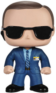 Agent Coulson: Funko POP! x Marvel Universe Vinyl Figure