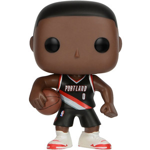 Damian Lillard: Funko POP! Sports x NBA Vinyl Figure [#030]
