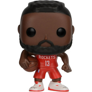 James Harden: Funko POP! Sports x NBA Vinyl Figure [#029]