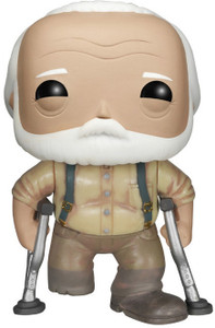 Hershel Greene: Funko POP! x The Walking Dead Vinyl Figure