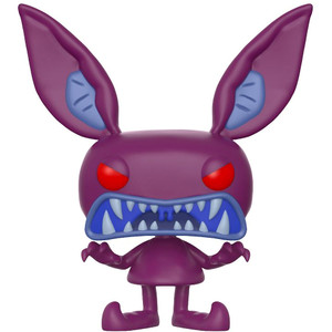 Ickis (2017 Fall Con Exclusive): Funko POP! Animation x Nickelodeon Aaahh!!! Real Monsters Vinyl Figure [#266 / 15176]