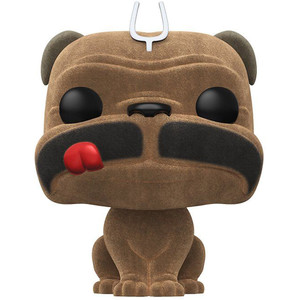 Lockjaw [Flocked] (2017 Fall Con Exclusive): Funko POP! Marvel x Inhumans Vinyl Figure [#257]