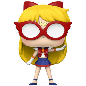Sailor V (2017 Fall Con Exclusive): Funko POP! Animation x Sailor Moon Vinyl Figure [#267 / 20891]