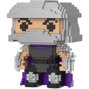 Shredder (2017 Fall Con Exclusive): Funko POP! 8-bit x Teenage Mutant Ninja Turtles Vinyl Figure [#008]