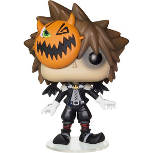 Halloween Town Sora (Hot Topic Exclusive): Funko POP! Disney x Kingdom Hearts Vinyl Figure