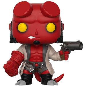 Hellboy: Funko POP! Comics x Hellboy Vinyl Figure [#001]