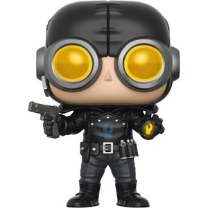 Lobster Johnson: Funko POP! Comics x Hellboy Vinyl Figure [#004]