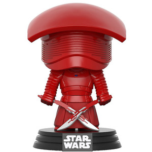 Praetorian Guard [Dual Swords] (Walgreens Exclusive): Funko POP! x Star Wars - The Last Jedi Vinyl Figure [#208 / 14755]