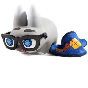 "Pipken [Blue]: ~7"" Kidrobot Labbit by Scott Tolleson Figure"