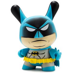 """Batman [Classic]: ~5"""" Batman x Kidrobot Dunny Figure"""