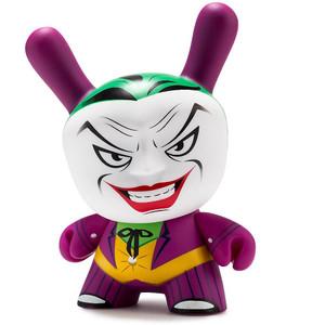 """The Joker [Classic]: ~5"""" Batman x Kidrobot Dunny Figure"""