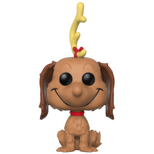 Max: Funko POP! Book x Dr. Seuss Vinyl Figure [#013 / 21757]